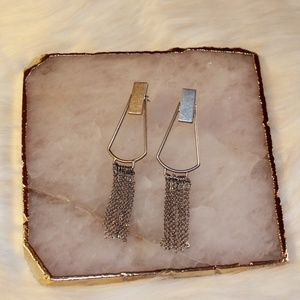 Urban Outfitters Jewelry - NWT Sterling Silver Earrings